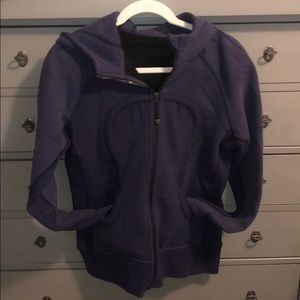 Lululemon scuba hoodie zip up jacket